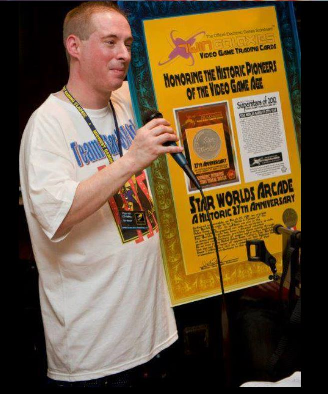 Patrick O'Malley | International Video Game Hall of Fame Website